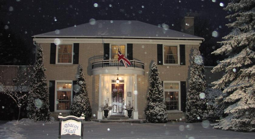 Abacot Hall Bed & Breakfast 30