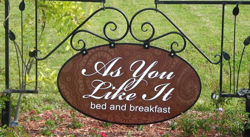 As You Like It Bed and Breakfast