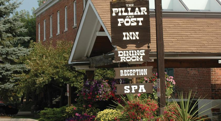 Pillar and Post Inn & Spa | Bed and Breakfast Niagara on the Lake