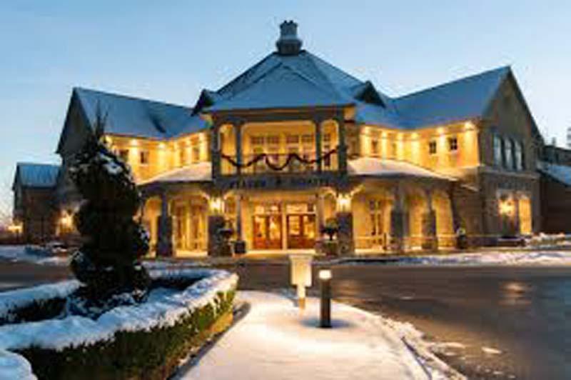 Peller Estates Winery Restaurant   Niagara on the Lake