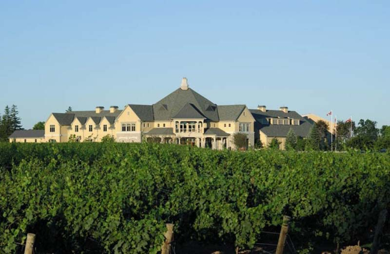 Peller Estates Winery Restaurant | Niagara on the Lake