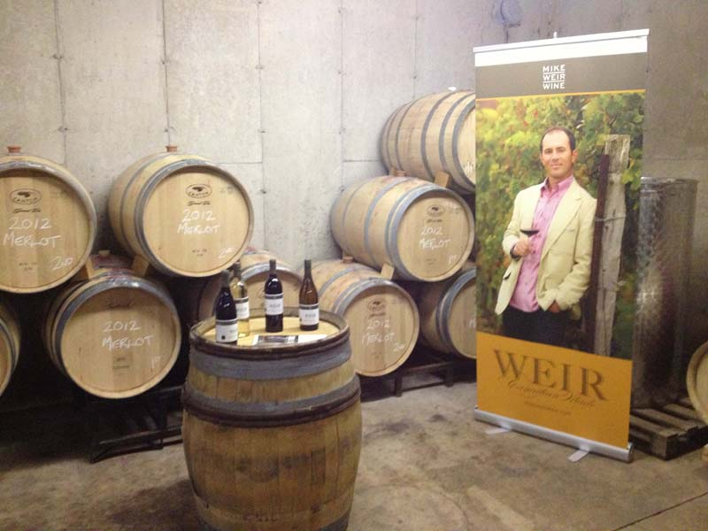 Mike Weir Estates Winery Niagara On The Lake Wineries