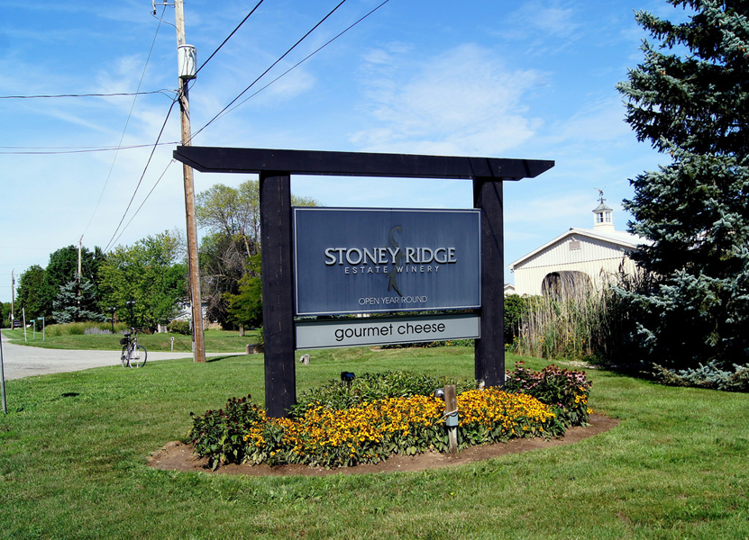 Stoney Ridge Estate Winery Niagara On The Lake Wineries