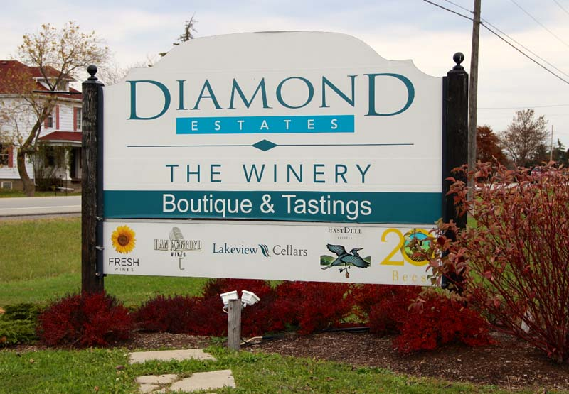 Diamond Estates Winery