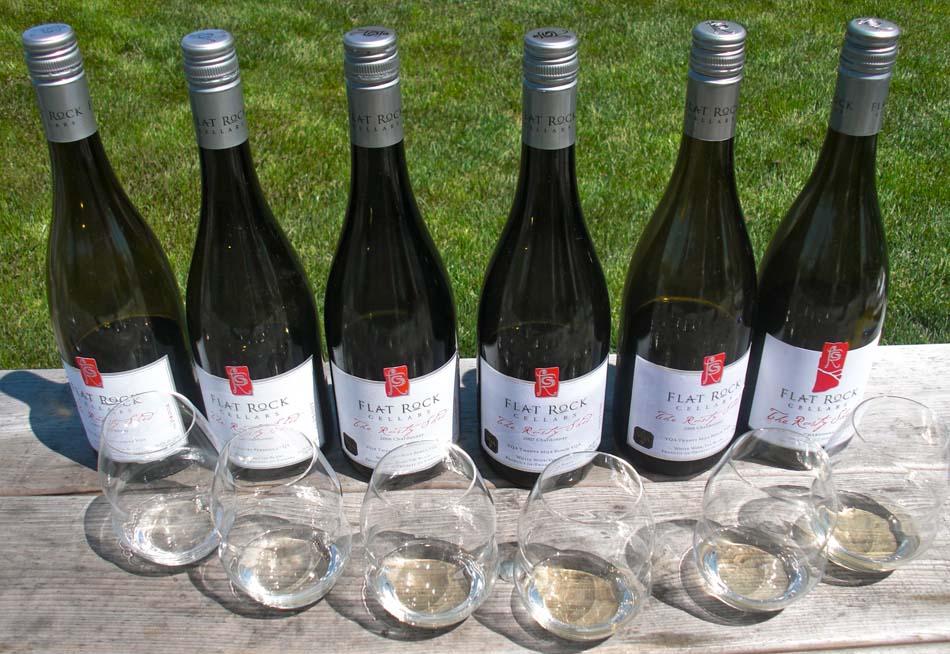 flat rock cellars niagara winery 3