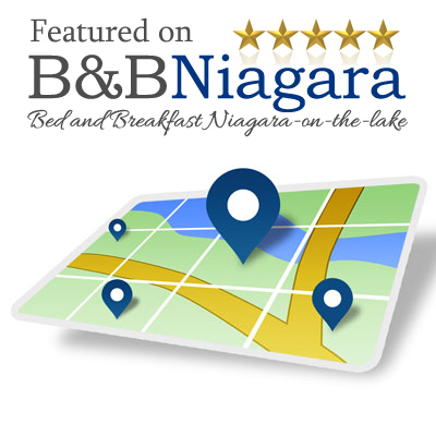 featured bed and breakfast niagara