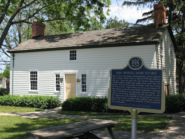 laura secord house