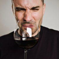 bad wine