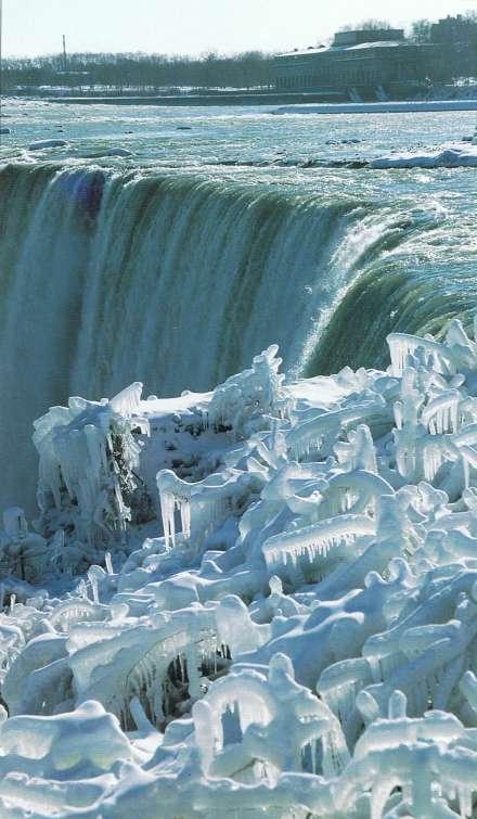Niagara Falls In Winter Bed And Breakfast Niagara On The