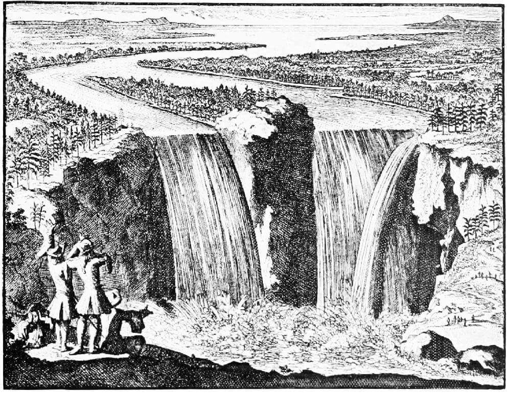 niagara falls history