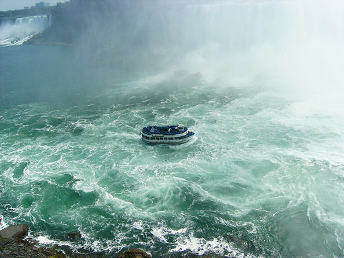 maid of mist niagara falls