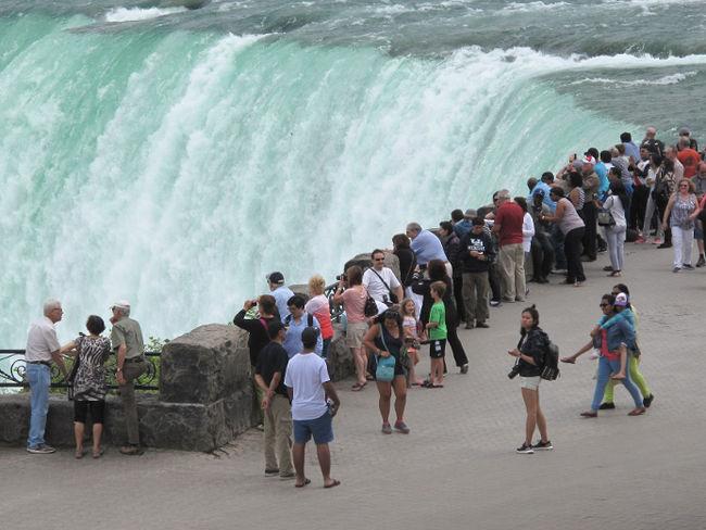 niagra falls tourism