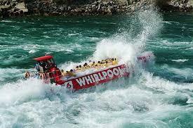 whirlpool jet tours niagara