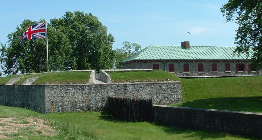 Historical Fort Erie
