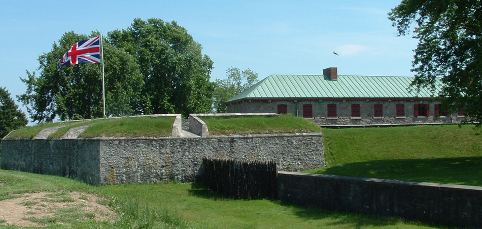Historical Fort Erie