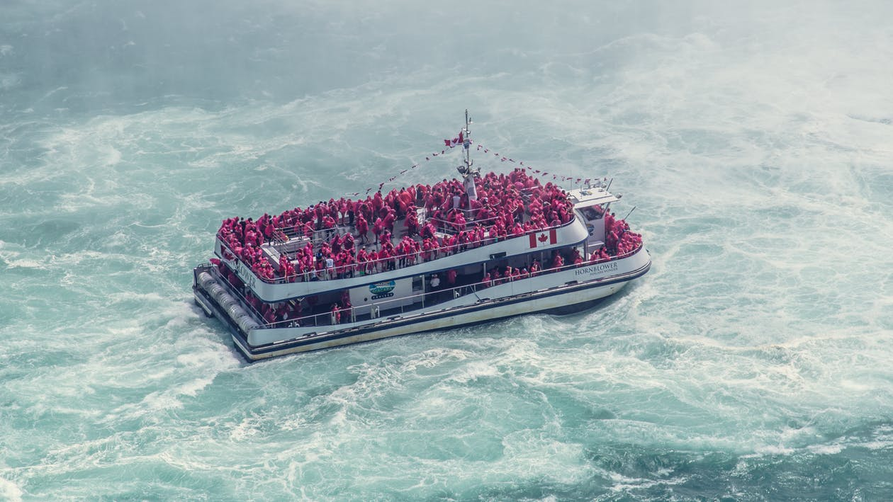niagara falls tourism maid of the mist