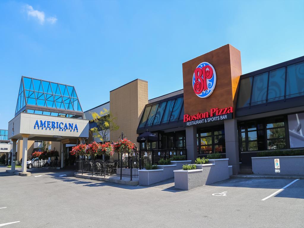 Image result for boston pizza americana