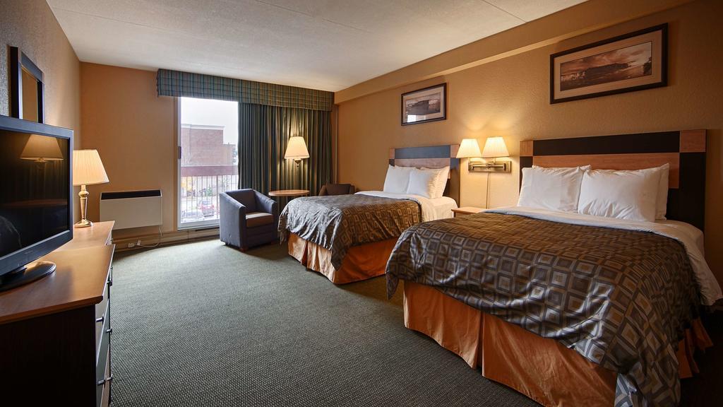 Best Western Fallsview Niagara Falls Hotels And Booking