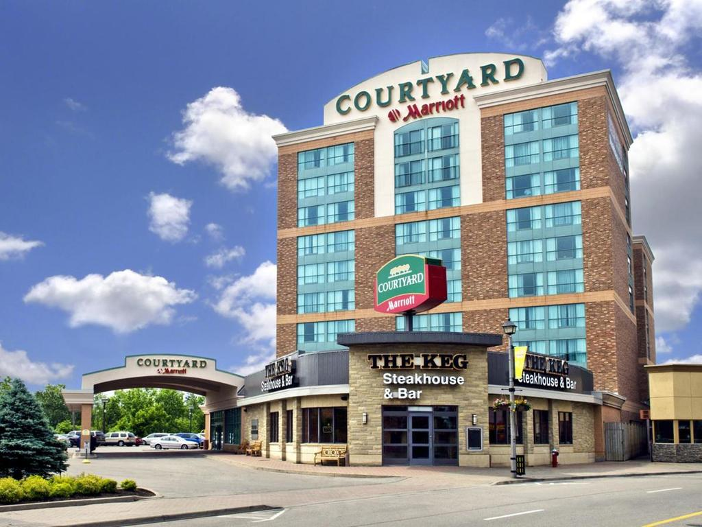 Courtyard by Marriott Niagara Falls-1