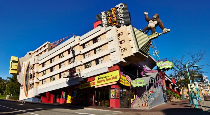 Days Inn Niagara Falls Clifton Hill Casino