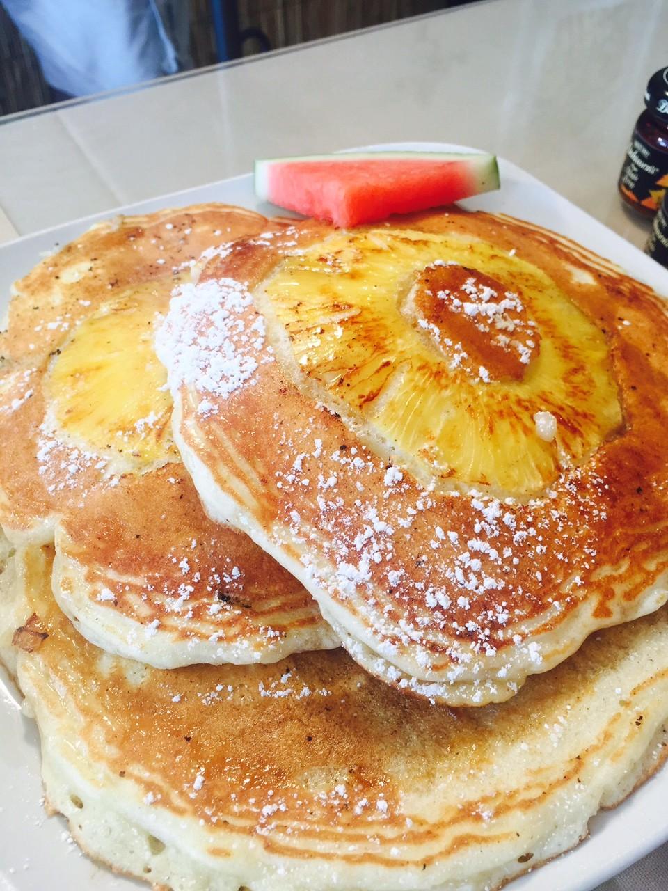 Eggstraordinary Pancakes