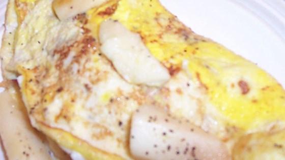 apple style omelet