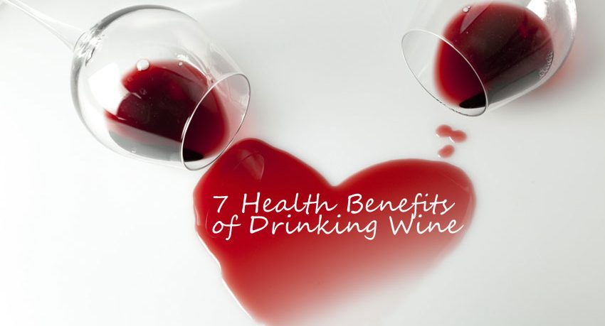 wine health benefits