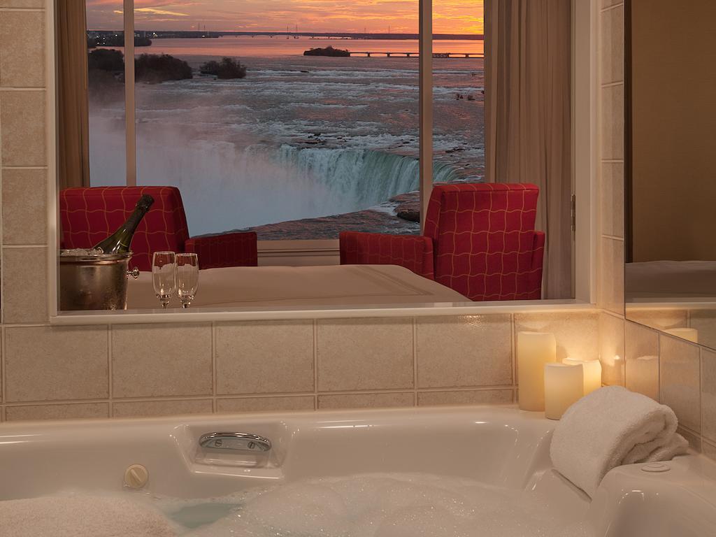Niagara Falls Marriott Fallsview Hotel Spa Niagara Falls Hotels