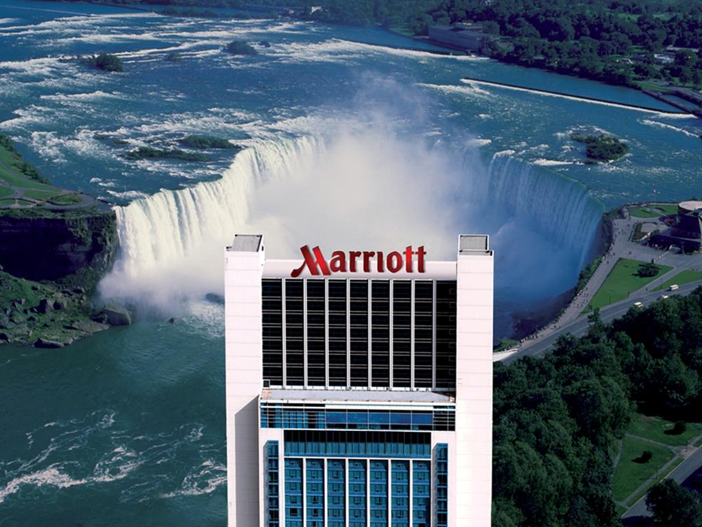 Niagara Falls Marriott on the Falls-1