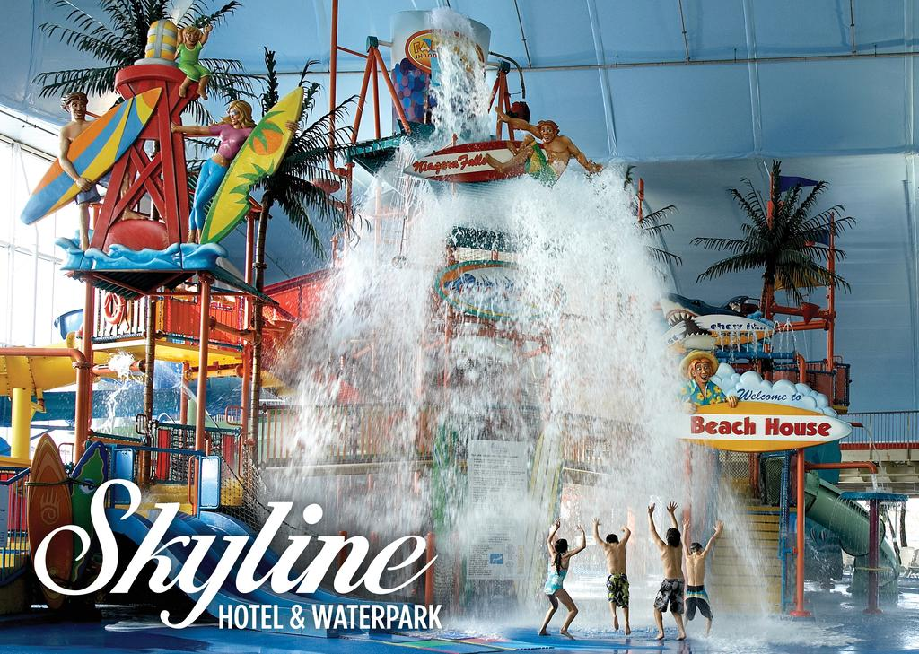 Skyline Hotel And Waterpark Niagara Falls On