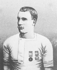 Captain Matthew Webb