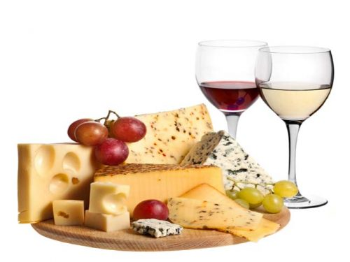 how to serve wine and cheese pairing