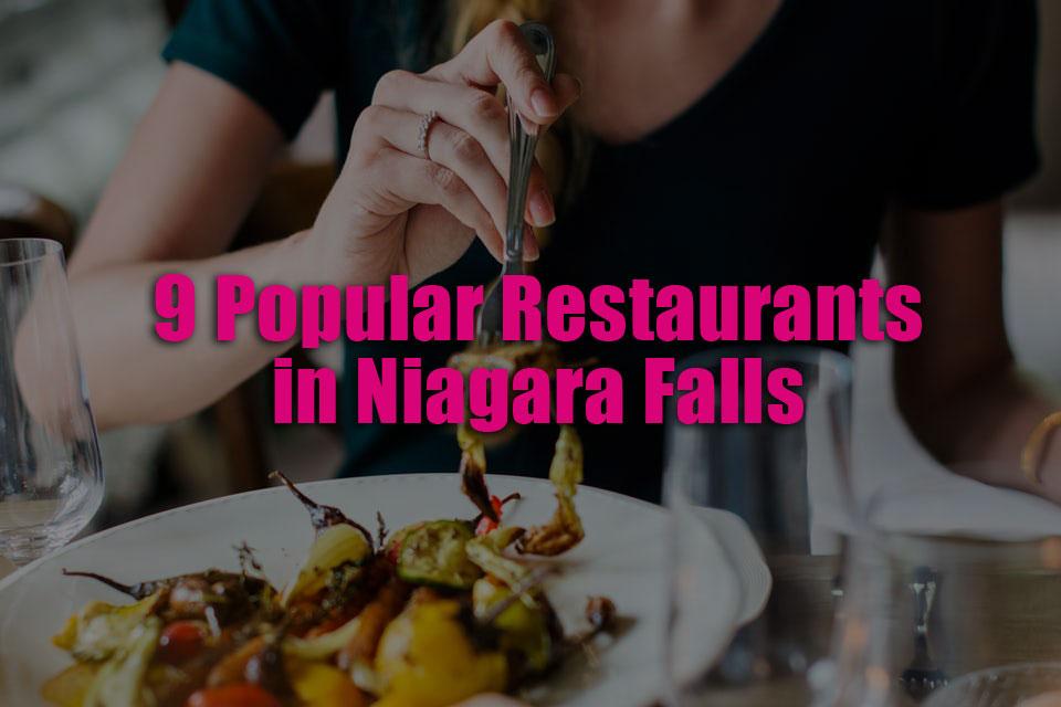 popular restaurants niagara falls