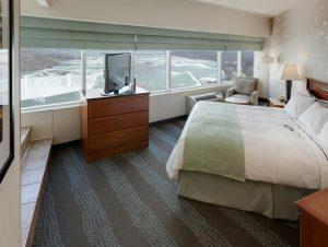 Radisson Hotel and suites niagara falls