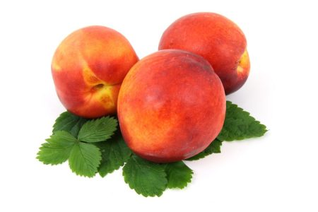baked peaches recipe