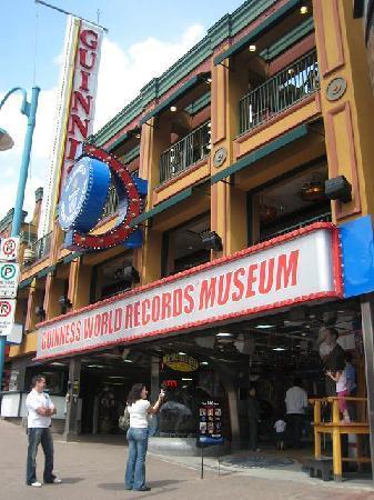 Guiness World of Record Museum Niagara
