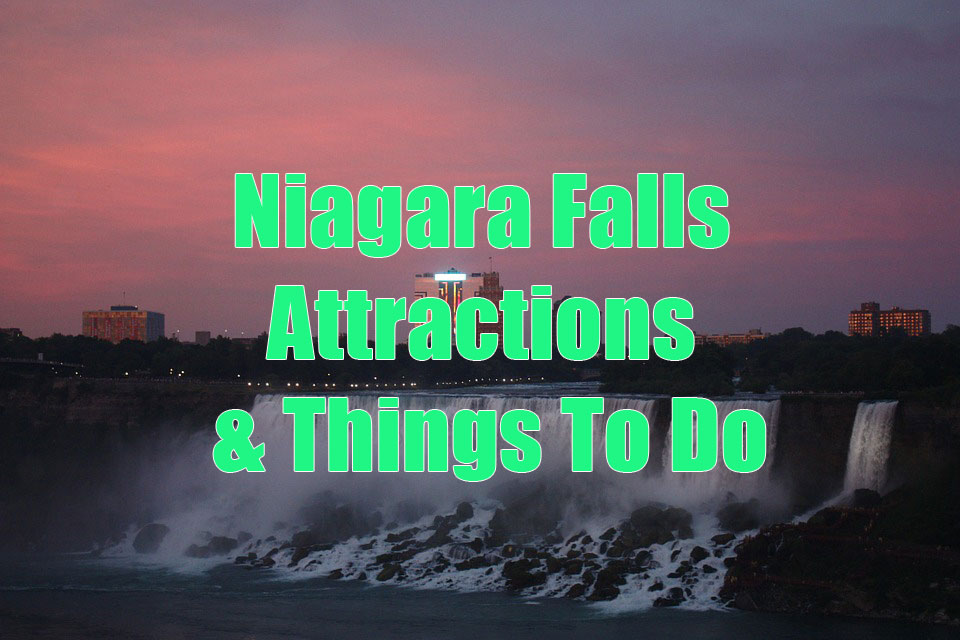 NIAGARA FALLS HOTELS AND THINGS TO DO