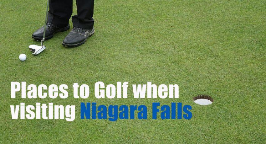 niagara falls golf courses