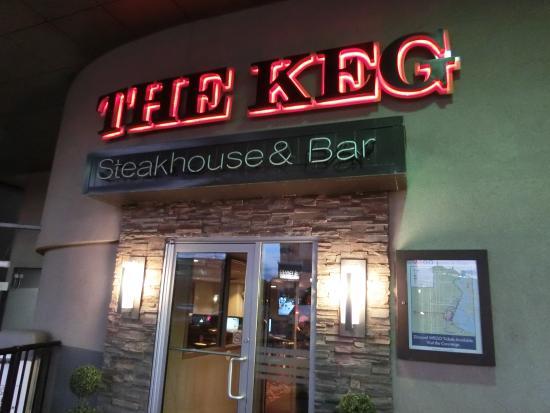 the keg steakhouse niagara falls