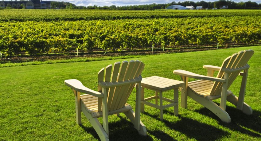 Niagara-on-the-Lake: Rich in Heritage, History & Varietal Character