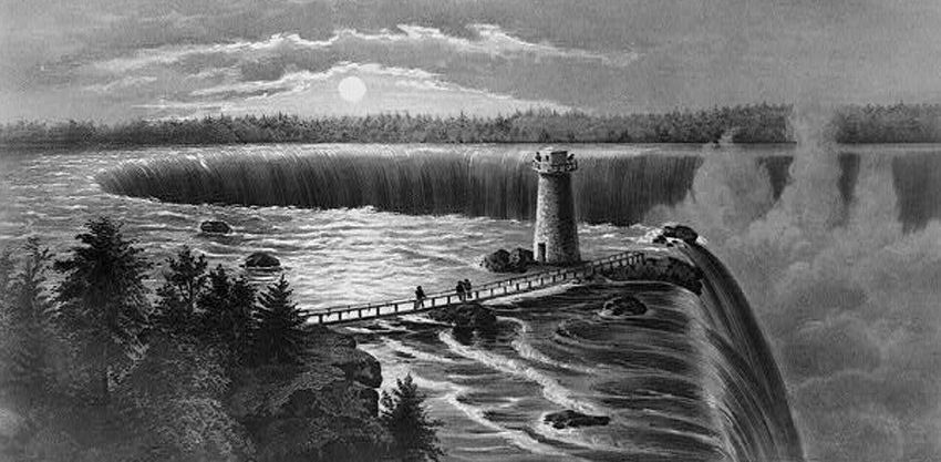 A Brief History of Niagara Falls