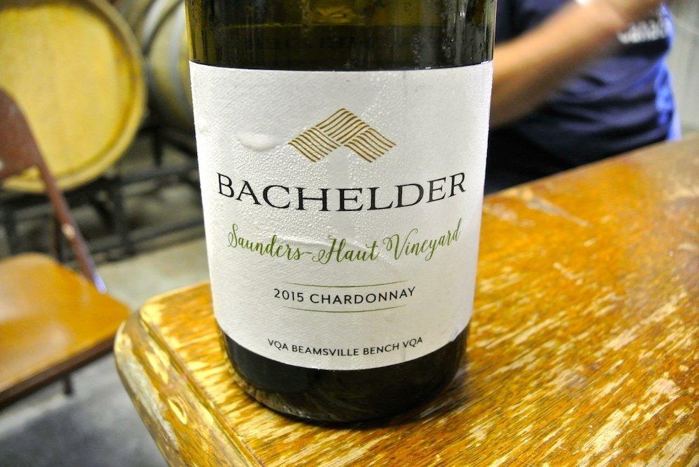 Bachelder Saunders-Haunt Vineyard Chardonnay 2015