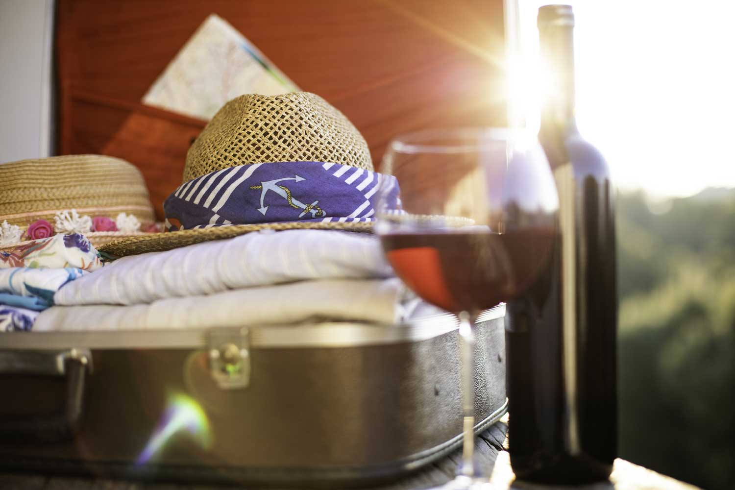 4 Wine Storage Tips When Travelling